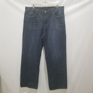 Lucky Brand Relaxed Straight Fit Jeans Sz 38
